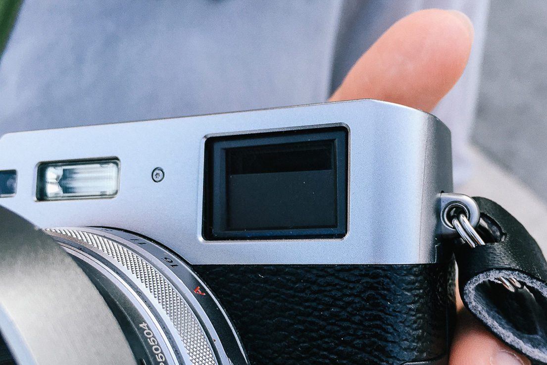 With Fujifilm on the road    - Peter Poete Photography